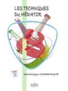 Delatour France    guitar plectrum techniques