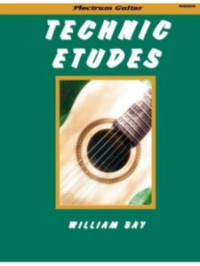 William Bay Music    guitar plectrum techniques