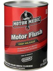 MotorMedic engine flush