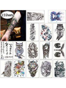 DaLin half sleeve  tattoo designs