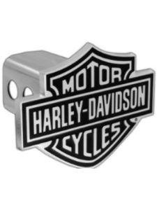 Harley-Davidson trailer hitch plug