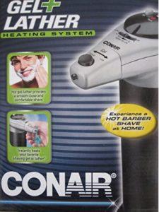 Sharper Image heated dispenser  shaving lathers