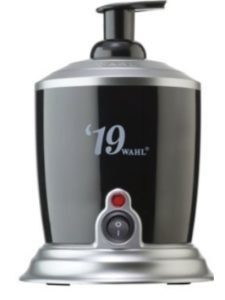 Wahl.... heated dispenser  shaving lathers