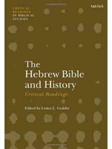 T&T Clark    hebrew bible histories