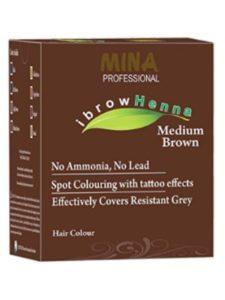 Indus Cosmeceuticals henna brow  tints