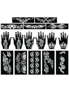 PARTH IMPEX    henna design drawings