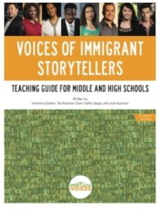 Green Card Voices high guide  school stories