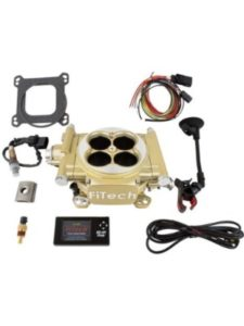 FiTech Fuel Injection holley dominator  efi throttle bodies