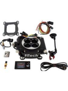 FiTech holley dominator  efi throttle bodies