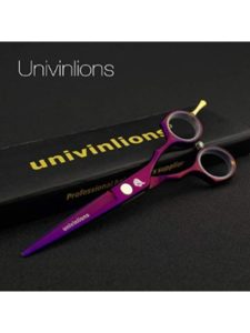 univinlions hot scissors  haircuts