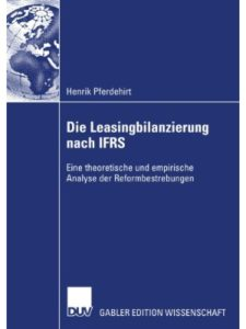 Deutscher Universitätsverlag    ifrs leasing standards