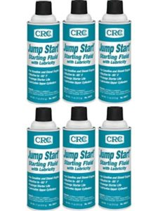 CRC ® injection kit  starting fluids