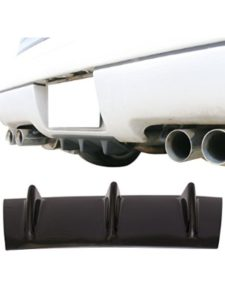IKON MOTORSPORTS integra  rear bumper diffusers
