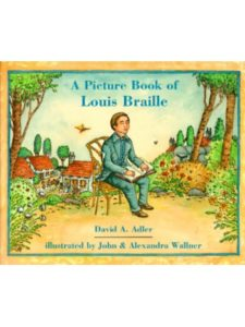 Holiday House invention  louis brailles