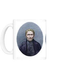 Mary Evans Prints Online    inventor louis brailles