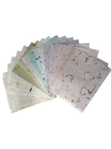 MulberryPaperStock invitation  tissue papers