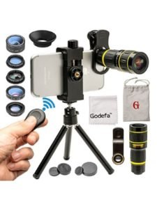 Godefa iphone 7  camera effects