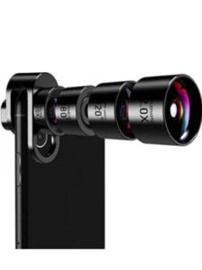 JOPREE iphone 7  camera effects