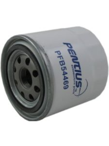 Pentius fuel filter