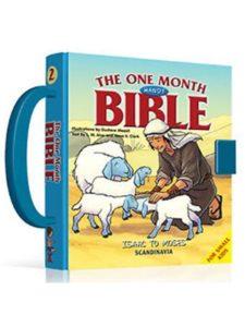 Scandinavia Publishing House / Casscom Media jacob rachel  bible stories