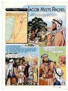 amazon jacob rachel  bible stories
