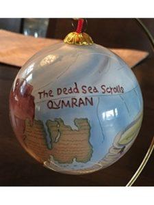 Ancient Ties jar  dead sea scrolls