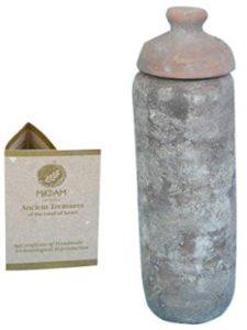 Judaica jar  dead sea scrolls