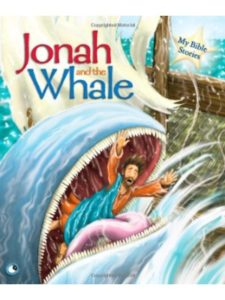 Ticktock Books, LTD    jonah whale bible stories
