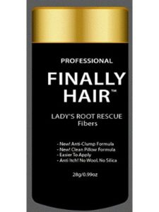 Finally Hair Corporation    jonathan product root touch ups