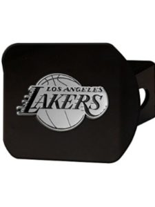 FANMATS lakers  trailer hitch covers