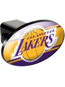 Great American Products lakers  trailer hitch covers