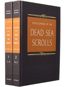 Oxford University Press language  dead sea scrolls
