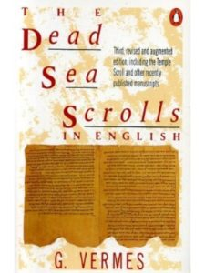 Penguin Books language  dead sea scrolls