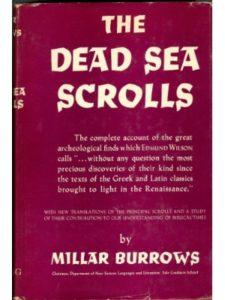 Viking Press language  dead sea scrolls