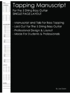 CreateSpace Independent Publishing Platform layout  guitar tabs
