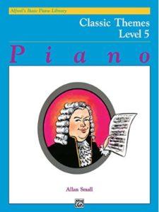 Alfred Music learn  piano basics
