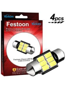 Yorkim    led marker light bulbs