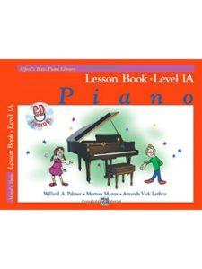 Alfred Music lesson  piano basics
