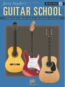 Alfred Music lesson  school guitars