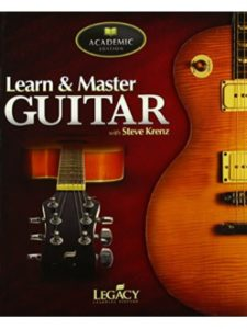 Legacy Learning lesson  school guitars