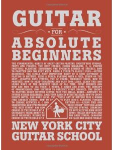 New York City Guitar School lesson  school guitars