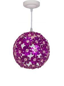 LLY light fixture  flower balls