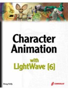Coriolis Group lightwave  character animations