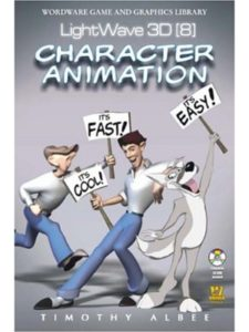 Jones & Bartlett Learning lightwave  character animations
