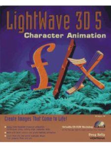 Ventana Press/see Coriolis lightwave  character animations