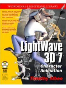 Wordware Publishing, Inc. lightwave  character animations