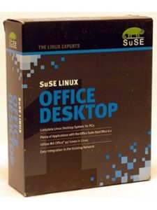 SuSE Inc. linux  office words