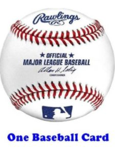 Baseball Cards    logo timelines