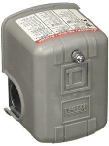 PumpTrol    low pressure shut off switches