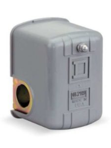 SQUARE D    low pressure shut off switches